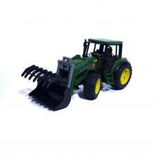 Трактор John Deere 6920 + погрузчик (Игрушка)