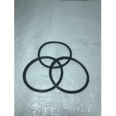 Кольцо уплотнительное шкворня 98*50