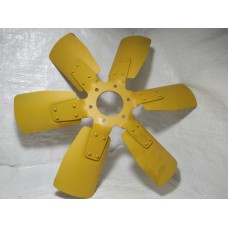 Крыльчатка вентилятора МТЗ (металл) 245-1308040-А